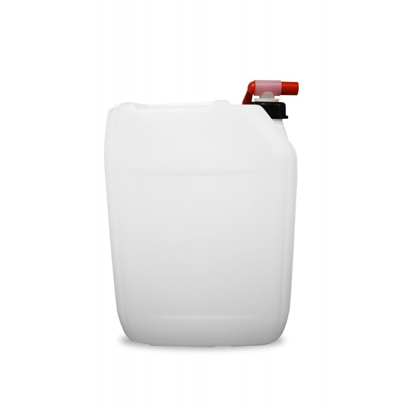 20 Litres UN Grade HDPE Jerrican with dispensing tap