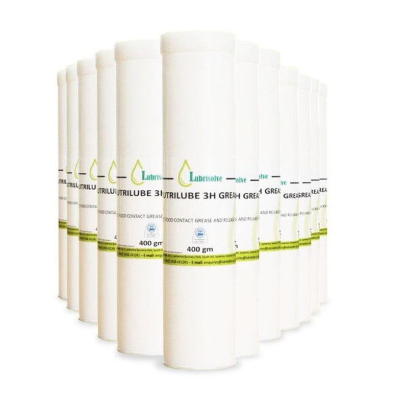 Nutrilube 3H Grease Cartridge 400g