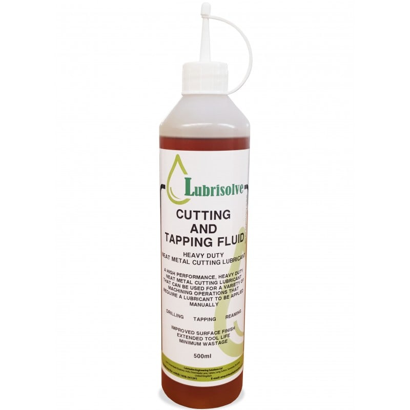 Lubrisolve Cutting and Tapping Fluid 500ml