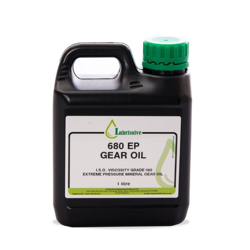 680 EP Gear Oil 1 litre