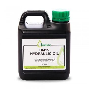 Lubrisolve HM 15 Hydraulic Oil 1 litre