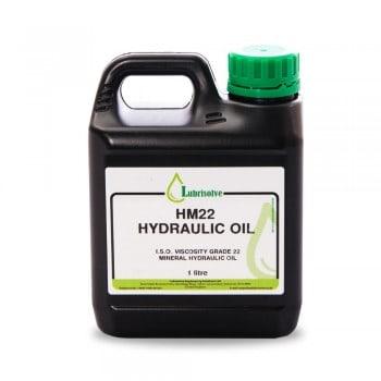 Lubrisolve HM 22 Hydraulic Oil 1 litre