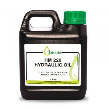 Lubrisolve HM 220 Hydraulic Oil 1 litre