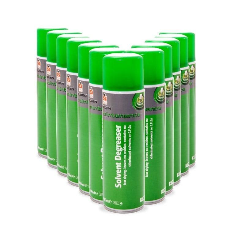 Solvent Degreaser Spray 480ml