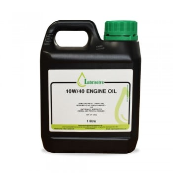 Lubrisolve 10W/40 Semi Synthetic Engine Oil 1 litre