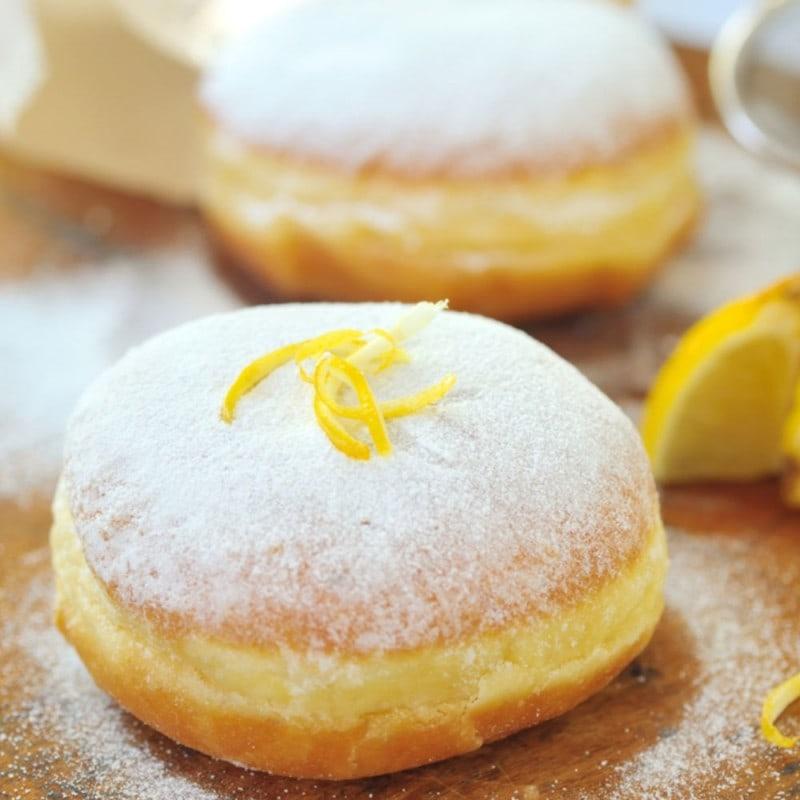Premium Lemon Donut Flavour Concentrate