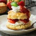 Premium Strawberry Shortcake Flavour Concentrate