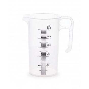 Heavy Duty Measuring Jug 250ml