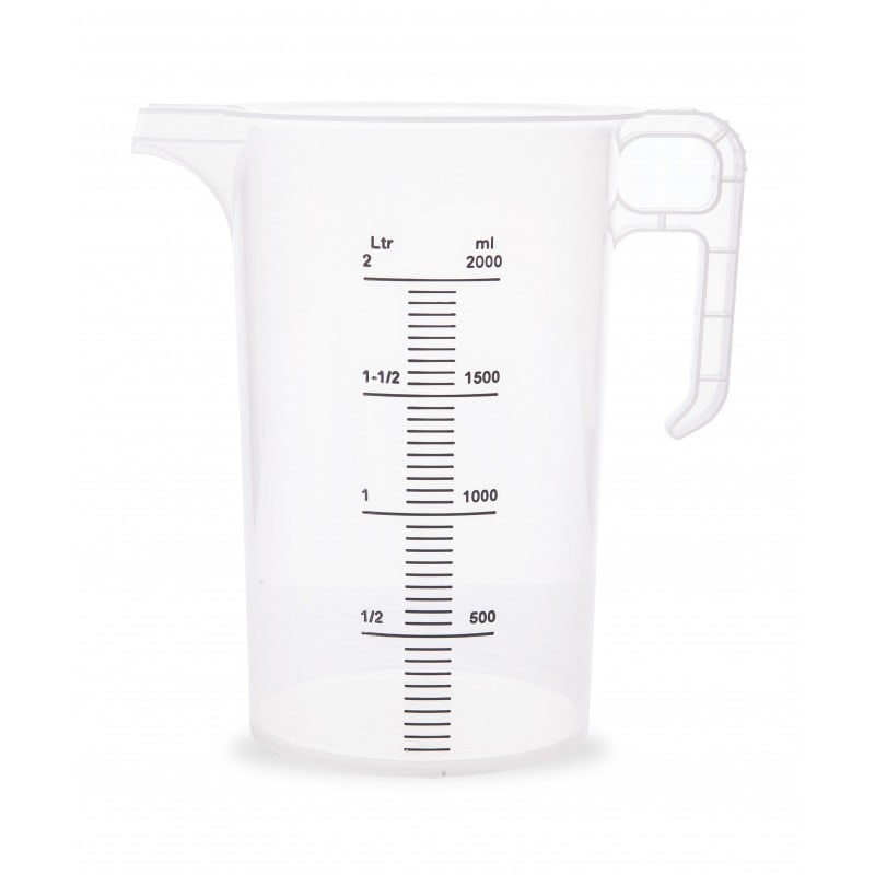 Heavy Duty Measuring Jug 2 litres