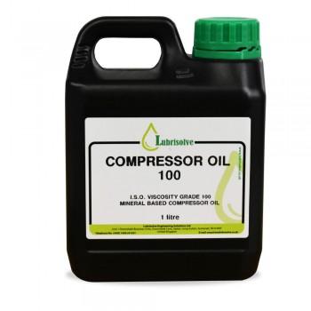 Lubrisolve Compressor Oil 100 1 litre