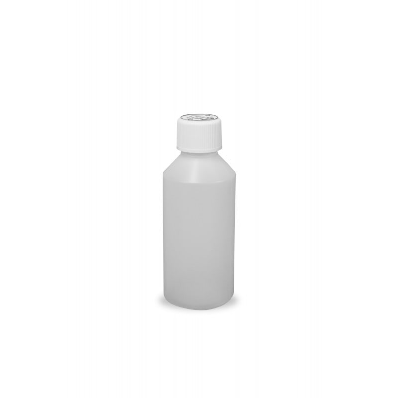 250ml HDPE Bottles and Child Proof Caps (28mm)